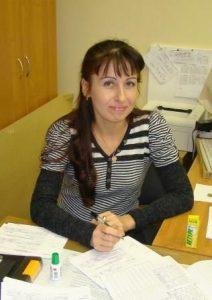 Гудкова Анастасия Борисовна