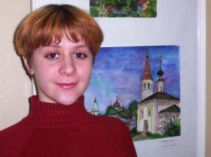 1. Леонидова Ольга
